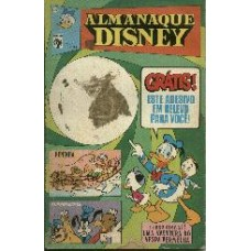 24808 Almanaque Disney 60 (1976) Editora Abril