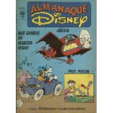 24817 Almanaque Disney 192 (1987) Editora Abril