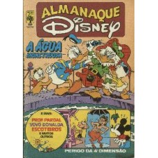 31172 Almanaque Disney 139 (1982) Editora Abril