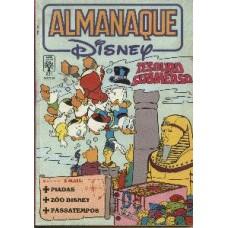 31254 Almanaque Disney 231 (1990) Editora Abril
