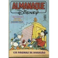 31256 Almanaque Disney 233 (1990) Editora Abril