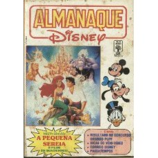 31258 Almanaque Disney 236 (1991) Editora Abril