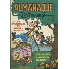 31260 Almanaque Disney 238 (1991) Editora Abril