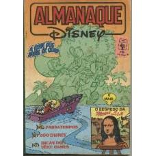 31261 Almanaque Disney 239 (1991) Editora Abril
