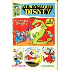 40905 Almanaque Disney 12 (1972) Editora Abril