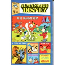 40908 Almanaque Disney 17 (1972) Editora Abril