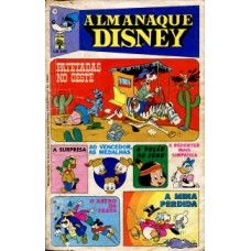 40915 Almanaque Disney 32 (1974) Editora Abril
