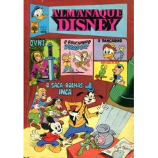 40932 Almanaque Disney 106 (1980) Editora Abril