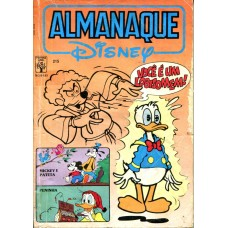 Almanaque Disney 215 (1989)