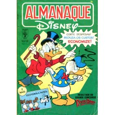 Almanaque Disney 217 (1989)