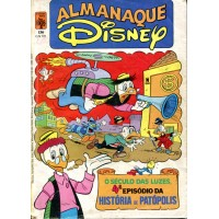 Almanaque Disney 136 (1982)