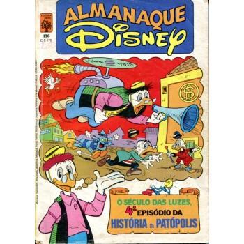 Almanaque Disney 136 (1982)