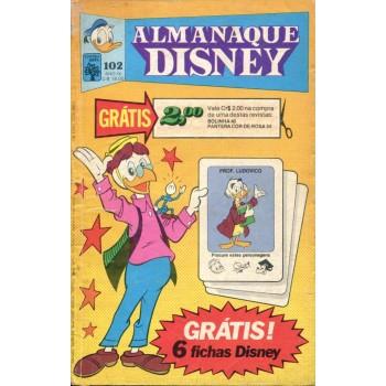 Almanaque Disney 102 (1979)