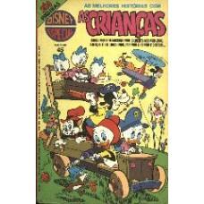 13124 Disney Especial 45 (1979) As Crianças Editora Abril