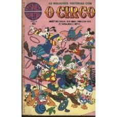 14816 Disney Especial 41 (1979) O Circo Editora Abril