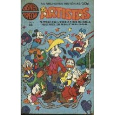19206 Disney Especial 48 (1980) Os Artistas Editora Abril