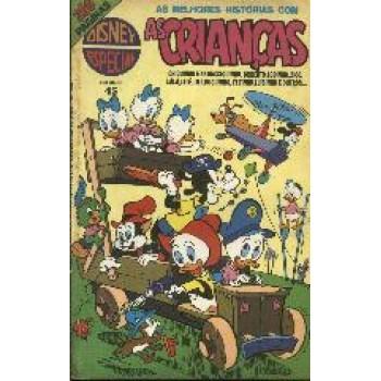 24467 Disney Especial 45 (1979) As Crianças Editora Abril
