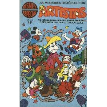 24470 Disney Especial 48 (1980) Os Artistas Editora Abril