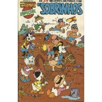 24527 Disney Especial Reedição 17 (1983) Os Sobrinhos Editora Abril
