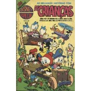29355 Disney Especial 45 (1979) As Crianças Editora Abril