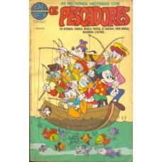 37645 Disney Especial 36 (1978) Os Pescadores Editora Abril