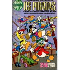 40941 Disney Especial 21 (1976) Os Piratas Editora Abril