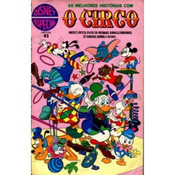 40945 Disney Especial 41 (1979) O Circo Editora Abril