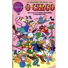 Disney Especial 41 (1979) O Circo