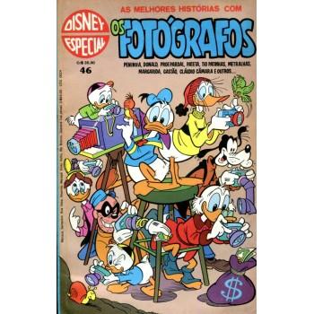 Disney Especial 46 (1979) Os Fotógrafos