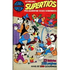 Disney Especial 58 (1981) Os Supertios