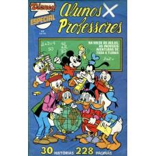 Disney Especial 62 (1982) Alunos x Professores