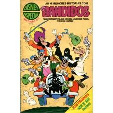 Disney Especial Reedição 1 (1980) Os Bandidos