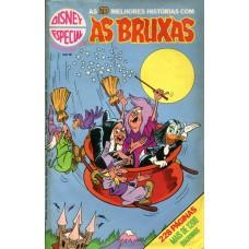 Disney Especial Reedição 2 (1980) As Bruxas