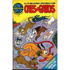 Disney Especial Reedição 3 (1981) Cães e Gatos