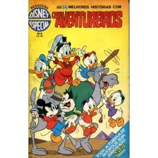 Disney Especial Reedição 6 (1981) Os Aventureiros