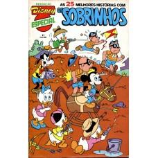 Disney Especial Reedição 17 (1983) Os Sobrinhos