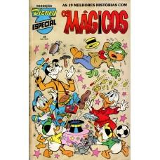 Disney Especial Reedição 39 (1987) Os Mágicos
