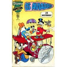 Disney Especial Reedição 52 (1989) Os Aviadores