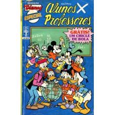 Disney Especial Reedição 60 (1990) Alunos x Professores