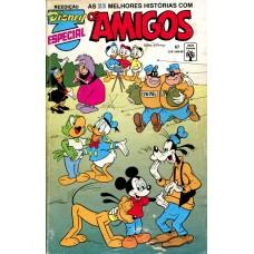 Disney Especial Reedição 67 (1991) Os Amigos