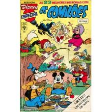 Disney Especial Reedição 69 (1992) Os Comilões