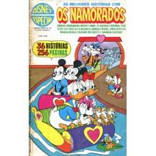 Disney Especial 22 (1975) Os Namorados