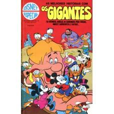 Disney Especial 37 (1978) Os Gigantes