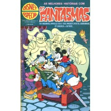 Disney Especial 39 (1978) Os Fantasmas