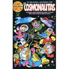 Disney Especial 44 (1979) Os Cosmonautas