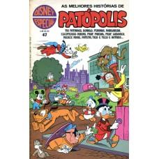 Disney Especial 47 (1979) Patópolis