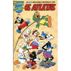 Disney Especial 78 (1984) Os Atletas