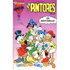 Disney Especial 113 (1989) Os Pintores