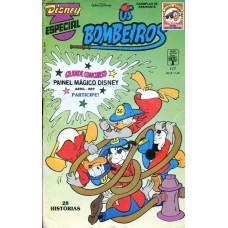 Disney Especial 117 (1989) Os Bombeiros