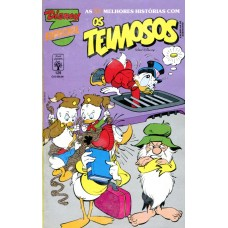 Disney Especial 129 (1991) Os Teimosos